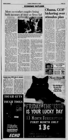 Athens News Courier, February 08, 2009, Page 14