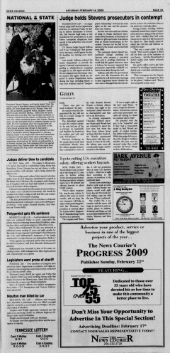 Athens News Courier, February 14, 2009, Page 5