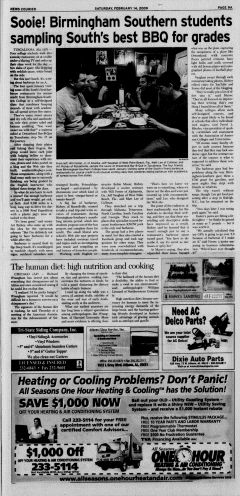 Athens News Courier, February 14, 2009, Page 17