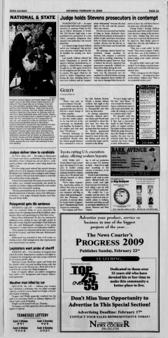 Athens News Courier, February 14, 2009, Page 6
