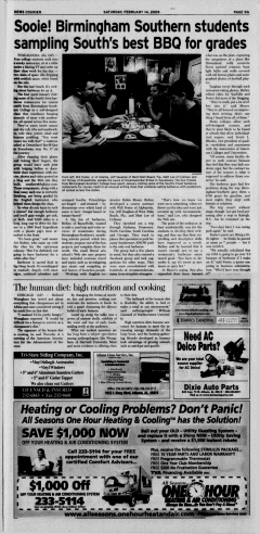 Athens News Courier, February 14, 2009, Page 18