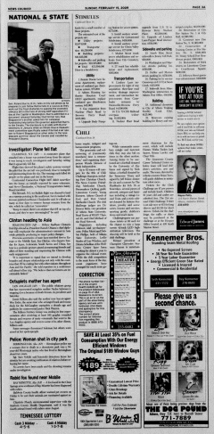 Athens News Courier, February 15, 2009, Page 5