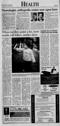 Athens News Courier, February 18, 2009, Page 15