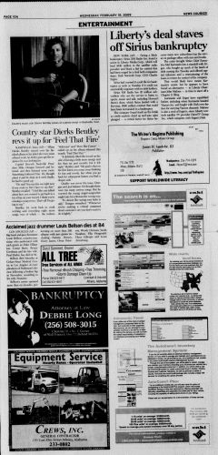 Athens News Courier, February 18, 2009, Page 19