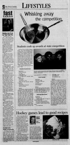 Athens News Courier, February 18, 2009, Page 37
