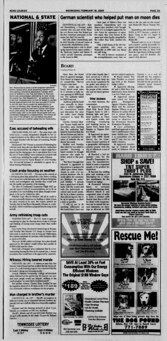 Athens News Courier, February 18, 2009, Page 6