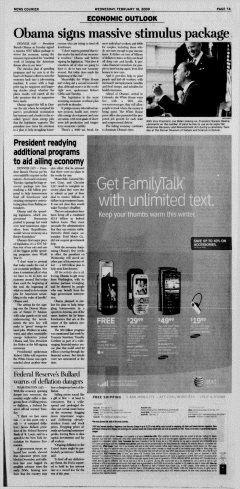 Athens News Courier, February 18, 2009, Page 14
