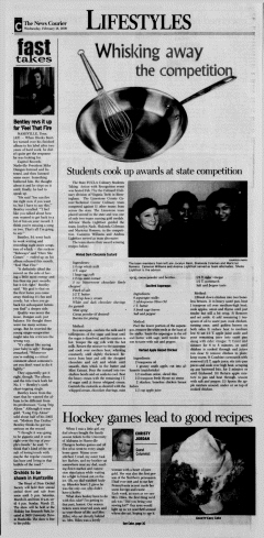 Athens News Courier, February 18, 2009, Page 38