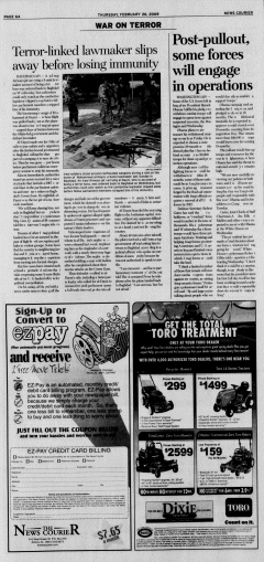 Athens News Courier, February 26, 2009, Page 11