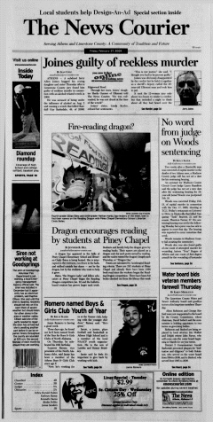 Athens News Courier, February 27, 2009, Page 2