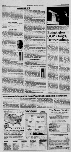 Athens News Courier, February 28, 2009, Page 3