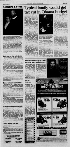 Athens News Courier, February 28, 2009, Page 5