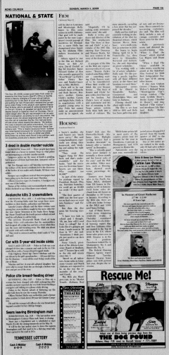 Athens News Courier, March 01, 2009, Page 5