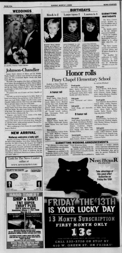 Athens News Courier, March 01, 2009, Page 19