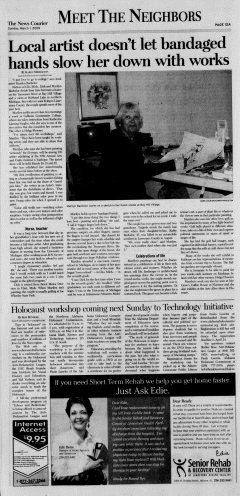 Athens News Courier, March 01, 2009, Page 23