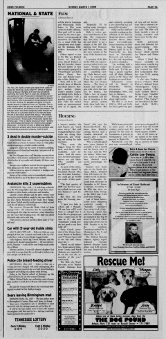 Athens News Courier, March 01, 2009, Page 6