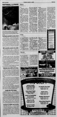 Athens News Courier, March 03, 2009, p. 5