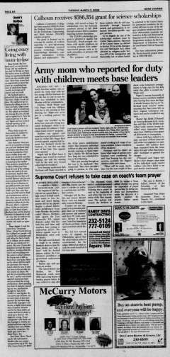 Athens News Courier, March 03, 2009, p. 11