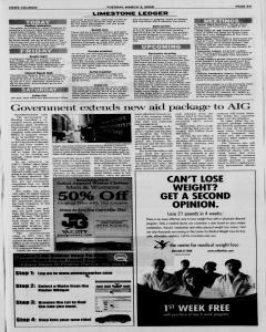Athens News Courier, March 03, 2009, p. 10