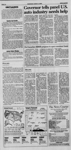 Athens News Courier, March 04, 2009, p. 3