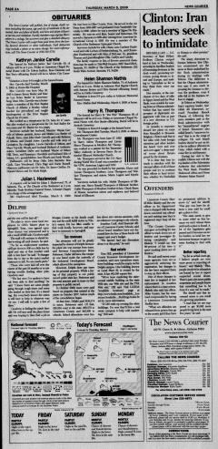 Athens News Courier, March 05, 2009, Page 3