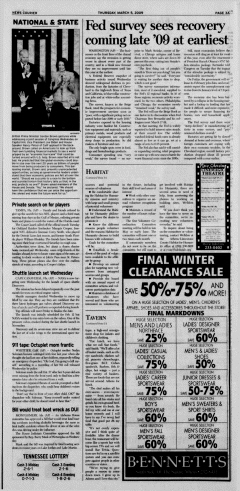 Athens News Courier, March 05, 2009, Page 6