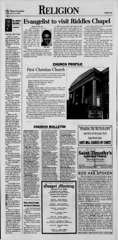 Athens News Courier, March 06, 2009, Page 20