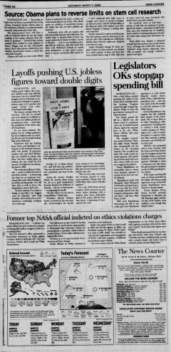 Athens News Courier, March 07, 2009, Page 7