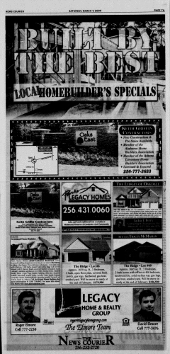 Athens News Courier, March 07, 2009, p. 13
