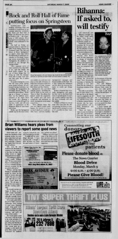 Athens News Courier, March 07, 2009, Page 12