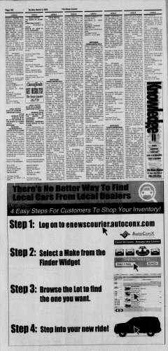 Athens News Courier, March 08, 2009, Page 67
