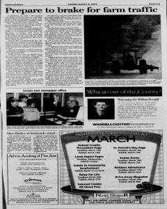 Athens News Courier, March 08, 2009, Page 34
