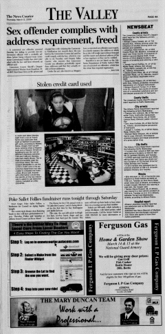 Athens News Courier, March 12, 2009, p. 7