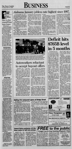 Athens News Courier, March 12, 2009, p. 9