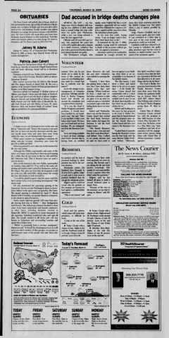 Athens News Courier, March 12, 2009, p. 4