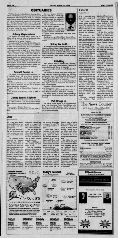 Athens News Courier, March 13, 2009, p. 4
