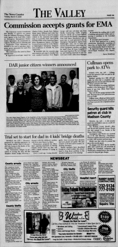 Athens News Courier, March 17, 2009, Page 7