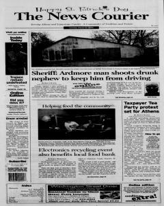 Athens News Courier, March 17, 2009, Page 2