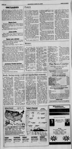 Athens News Courier, March 18, 2009, Page 3