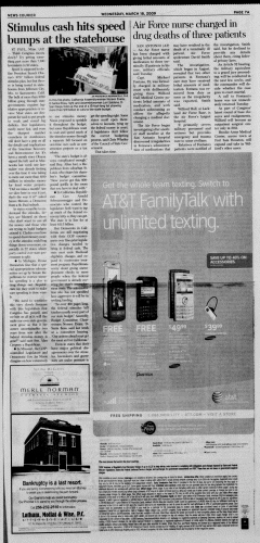 Athens News Courier, March 18, 2009, Page 13