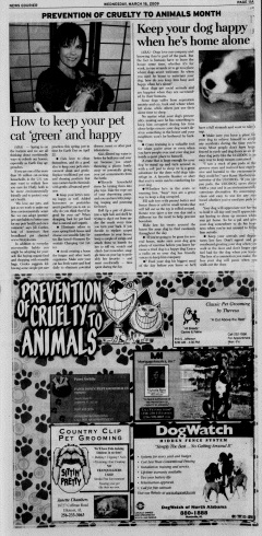 Athens News Courier, March 18, 2009, Page 21