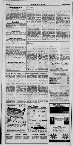 Athens News Courier, March 18, 2009, Page 4