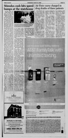 Athens News Courier, March 18, 2009, Page 14