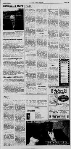 Athens News Courier, March 19, 2009, Page 5