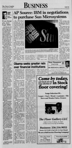 Athens News Courier, March 19, 2009, Page 9
