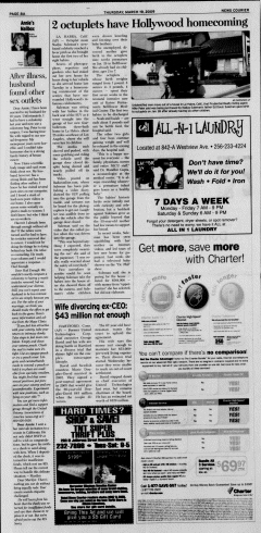 Athens News Courier, March 19, 2009, Page 15