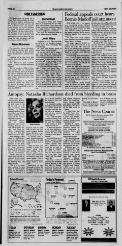 Athens News Courier, March 20, 2009, Page 4