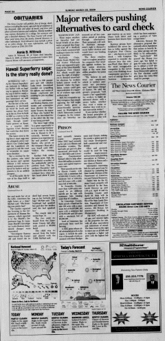 Athens News Courier, March 22, 2009, Page 3