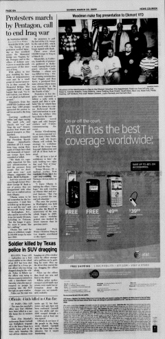 Athens News Courier, March 22, 2009, Page 15
