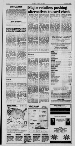 Athens News Courier, March 22, 2009, p. 4